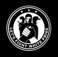 Let's fight white pride